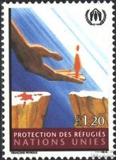 VN - Genève 249 gestempeld 1994 Bescherming