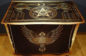 Altar Ceremonial Magic Black version