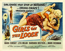 """Girls of the Big House, Movie Poster Replica 11x14"""" Photo Print"""