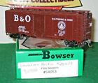 Athearn HO Scale Baltimore & Ohio 40' Sliding Door Box Car #12233- Item #CCHO464