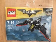LEGO 30524 THE MINI BATWING BRAND NEW SEALED POLYBAG THE BATMAN MOVIE