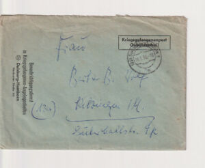 NACH 45, KGF, Duisburg/Hamborn - Kitzingen, 16.5.50