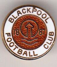Blackpool  - lapel badge brooch fitting