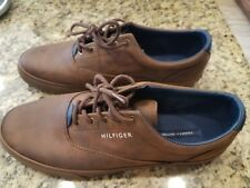 Tommy Hilfiger tmphelipO2-r shoe Phelip Leather brown size 11US new without box