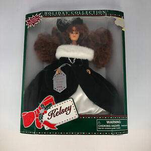 JPI Kelsey Doll Collection Special Collectible Holiday Edition 1995