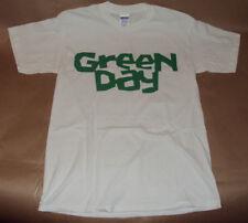 GREEN DAY - KERPLUNK - BAND LOGO WHITE T-SHIRT MEDIUM - SUPER RARE NEW!