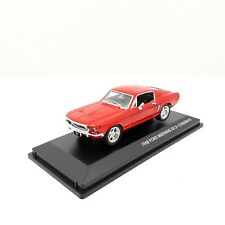 1/43COCHE CAR FORD MUSTANG GT 2+2 FASTBACK ROJO RED SIGNATURES SERIES