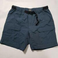 Royal Robbins Mens Size XLBlue  Backcountry Shorts Nylon Pockets Outdoor