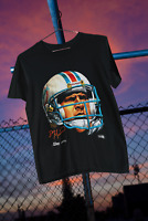 Rare! Dan Marino Miami Dolphins T-shirt Tee Unisex All Size S to 4XL LLL20