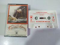 LA GUERRA DE LOS MUNDOS JEFF WAYNE 1978 SOUNDTRACK VOL 2 - CINTA CASSETTE
