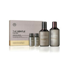[THE FACE SHOP] The Gentle For Men Anti Aging Skincare Gift Set - 1pack (4pcs)