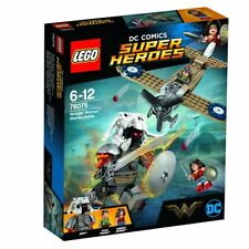 LEGO 76075 DC Comics Super Heroes Wonder Woman Warrior Battle Brand new