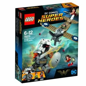 LEGO 76075 DC Comics Super Heroes Wonder Woman Warrior Battle