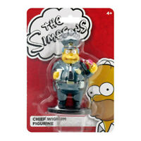 The Simpsons Chief Wiggum Mini PVC Figure