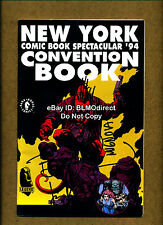 1994 New York Comic Book Spectacular Early HellBoy Mignola Quesada Signed 5X