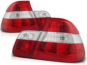 BMW 323i 325i 330i E46 SEDAN 2001 2002 2003 2004 2005 LTBM22 TAIL REAR LIGHTS