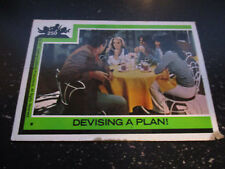 charlie's angels 1977 jaclyn smith as kelly with kris & kate  card #250 good