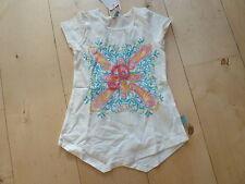 SO 14- Pampolina URBAN HIPPIE camisa túnica, crema talla 116-152