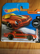 Hot Wheels '81 Camaro Error 2017 ovp