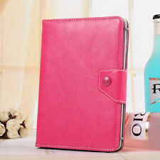 """For Samsung Galaxy Tab 2/3/4/ 7""""10""""Universal PU Leather Tablet Stand Case Cover"""