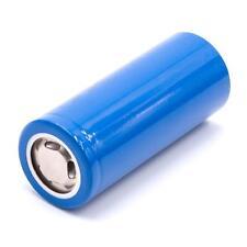 Bateria 26650 (5000mAh) INR26650-50A para UltraFire W - 878 1000LM XML T6