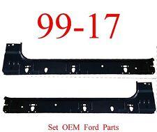 OEM 99 17 Super Duty Inner Rocker Set Panel, Super Cab, Ford Extended Cab NEW!!