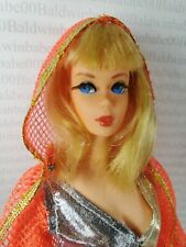 (DB2) ~ DRESSED BARBIE ~ 1969 BLONDE DRAMATIC NEW LIVING DOLL FOR OOAK DISPLAY