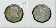 Netherlands - 2½ Gulden 1847 Prachtig-