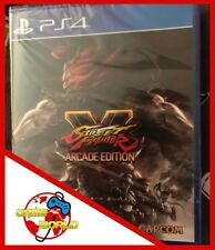 STREET FIGHTER V 5 ARCADE ED. - PS4 Playstation 4 - ITALIANO - Nuovo - OFFERTA