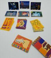 1996 Skybox Disney Hunchback Of Notre Dame Complete Base Set 101 Trading Cards