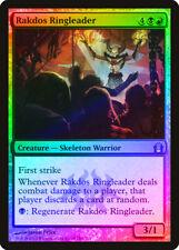 Rakdos Ringleader FOIL Return to Ravnica NM-M Black Red Uncommon CARD ABUGames