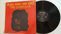 THE SPIRITANS - Heart Mind and Soul 60's PRIVATE XIAN FOLK PSYCH Texas ARCHIVIST