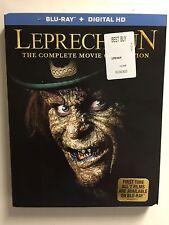 Leprechaun (Blu-ray Disc, 2014, Includes Digital Copy) New w/slipcover