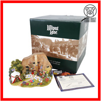 Lilliput Lane The Golden Jubilee L2488 Vintage Boxed + Deeds Handmade 2002