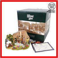 Lilliput Lane The Golden Jubilee L2488 Vintage Boxed + Deeds Handmade 2002