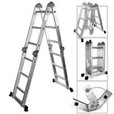New Foldable 4.7M Aluminium Ladder - Multi Purpose