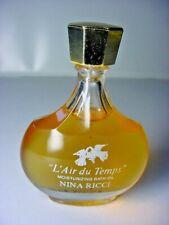 Nini Ricci L'air Du Temps Moisturizing Bath Oil - .333 Fl.Oz. - Unopened