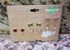 Earrings 5 Pair Dream out Loud by Selena Gomez NEW