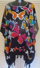 New  Sequined Kaftan Top Casual or dressy plus size 16-26 New Butterfly  Bling