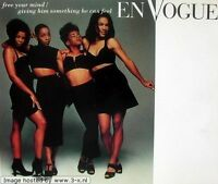 En Vogue Free your mind/Giving him something he can feel (1992) [Maxi-CD]
