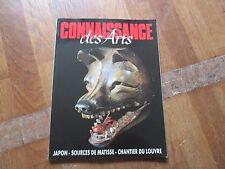 MAGAZINE CONNAISSANCE DES ARTS 468 1991 beatus et jazz art japonais louvre