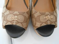 e0663df127 Coach Wedge Shoes for Women for sale | eBay