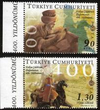 TURKEY MNH 2011 The 400th Anniversary of the Birth of Evlıya Çelebi, 1611-1683