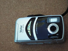 Vivitar ViviCam 4100 4.0 MP Digital Camera TST LCD Monitor - Black Silver