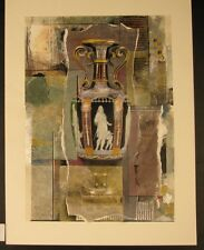 """Original Mixed Media by Richard Hall """"Classical Artifacts"""""""