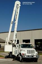 Hydraulic Boom Lift Hi-Ranger 5TC for Utility Bucket Truck