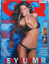 GQ-'01-GISELE BUNDCHEN,Quentin Tarantino,Claudia Gerini,L. Lante Dalla Rovere,21