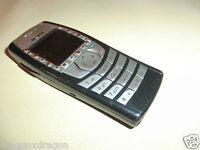 Nokia 6610i Schwarz ohne Accu & Deckel, ungetestet DEFEKT