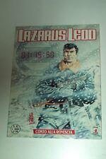 LAZARUS LEDD N.93 ANNO IX-STAR COMICS-CONTO ALLA ROVESCIA-MARZO 2001-OT!