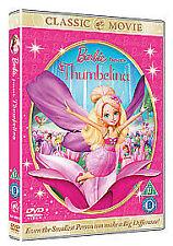 Barbie Presents Thumbelina [DVD], DVDs